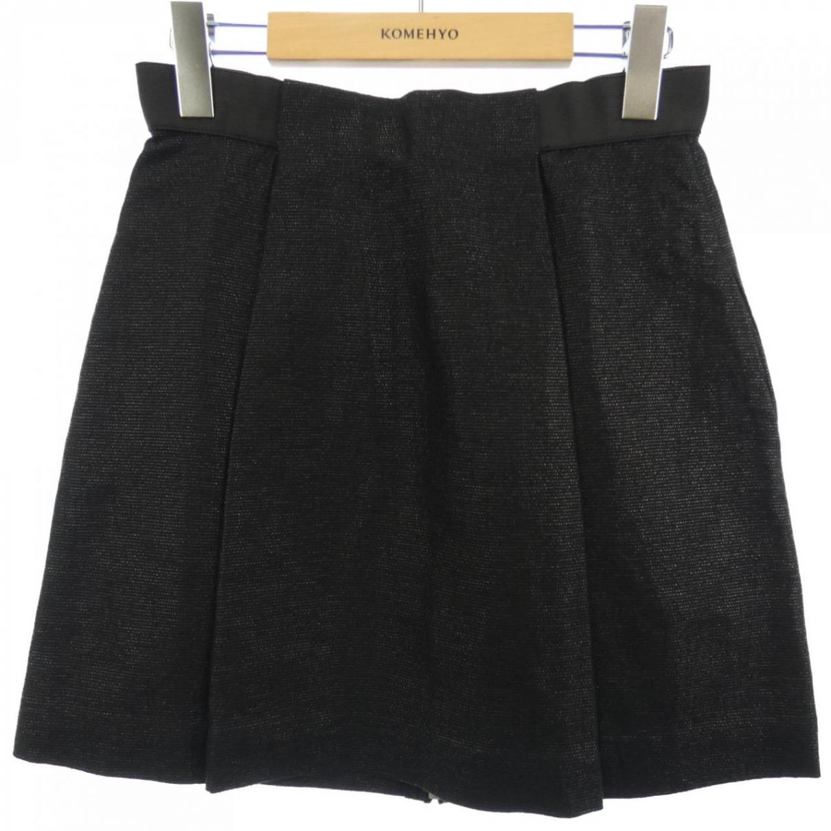 3.1 Phillip Lim \N Black Cotton skirt for Women 2 US
