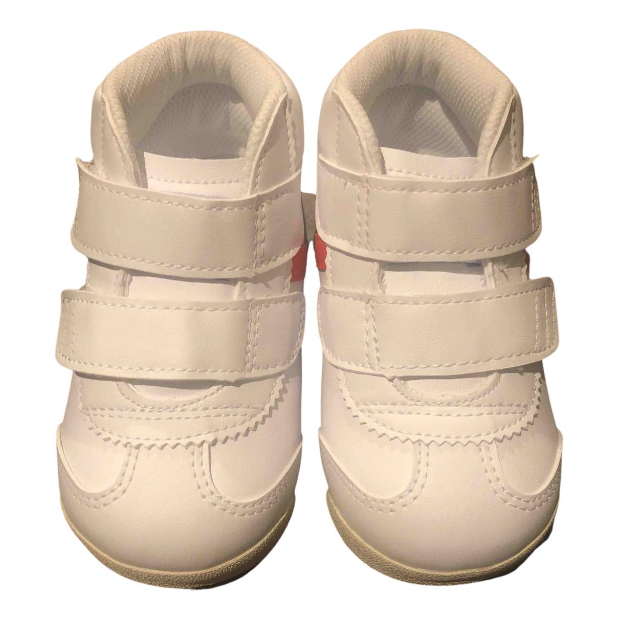 Onitsuka Tiger \N Sneakers in  Weiss Leder