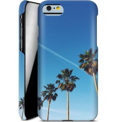 Apple iPhone 6 Smartphone Huelle - Palm Tree Paradise von Omid Scheybani