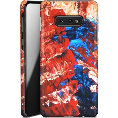 Samsung Galaxy S10e Smartphone Huelle - Macro 11 von Gela Behrmann