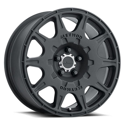 Method Race Wheels 502 Rally, 16x7 with 5 on 4.5 Bolt Pattern - Matte Black - MR50267012530
