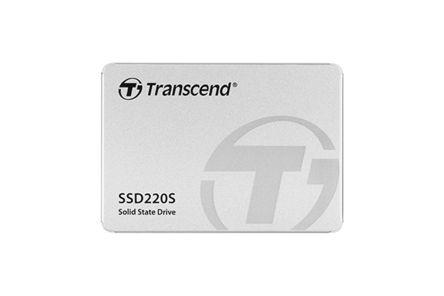 Transcend SSD220S 2.5 in 120 GB SSD Hard Drive