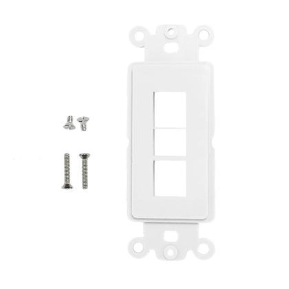 Courroie Decora blanc - PrimeCables® - 3 Port