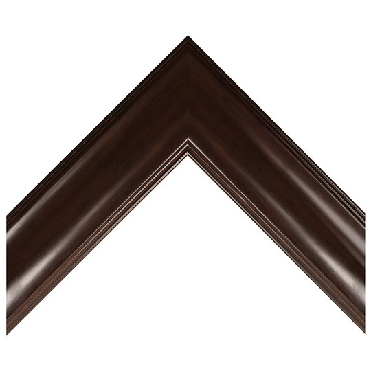 Satin Walnut Finish Custom Frame By Michaels® in Brown | 8 X 10 | Wood