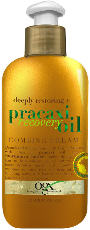 Pracaxi Oil Deeply Restoring Recovery Combing Cream