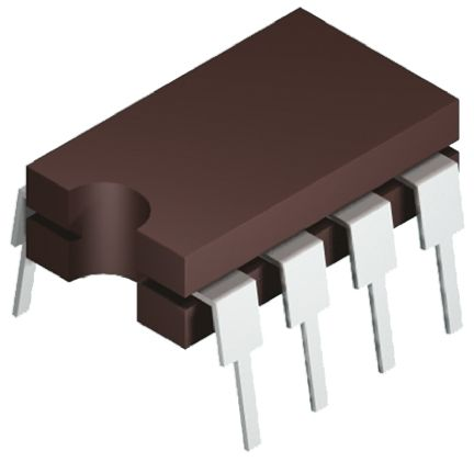 Analog Devices REF02Z, Fixed Series Voltage Reference 5V, ±0.5 % 8-Pin, CERDIP