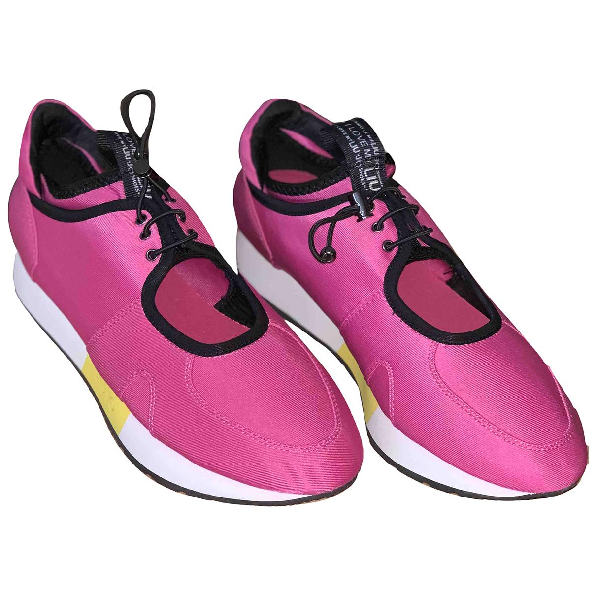 Liu.jo - Baskets   pour femme - rose