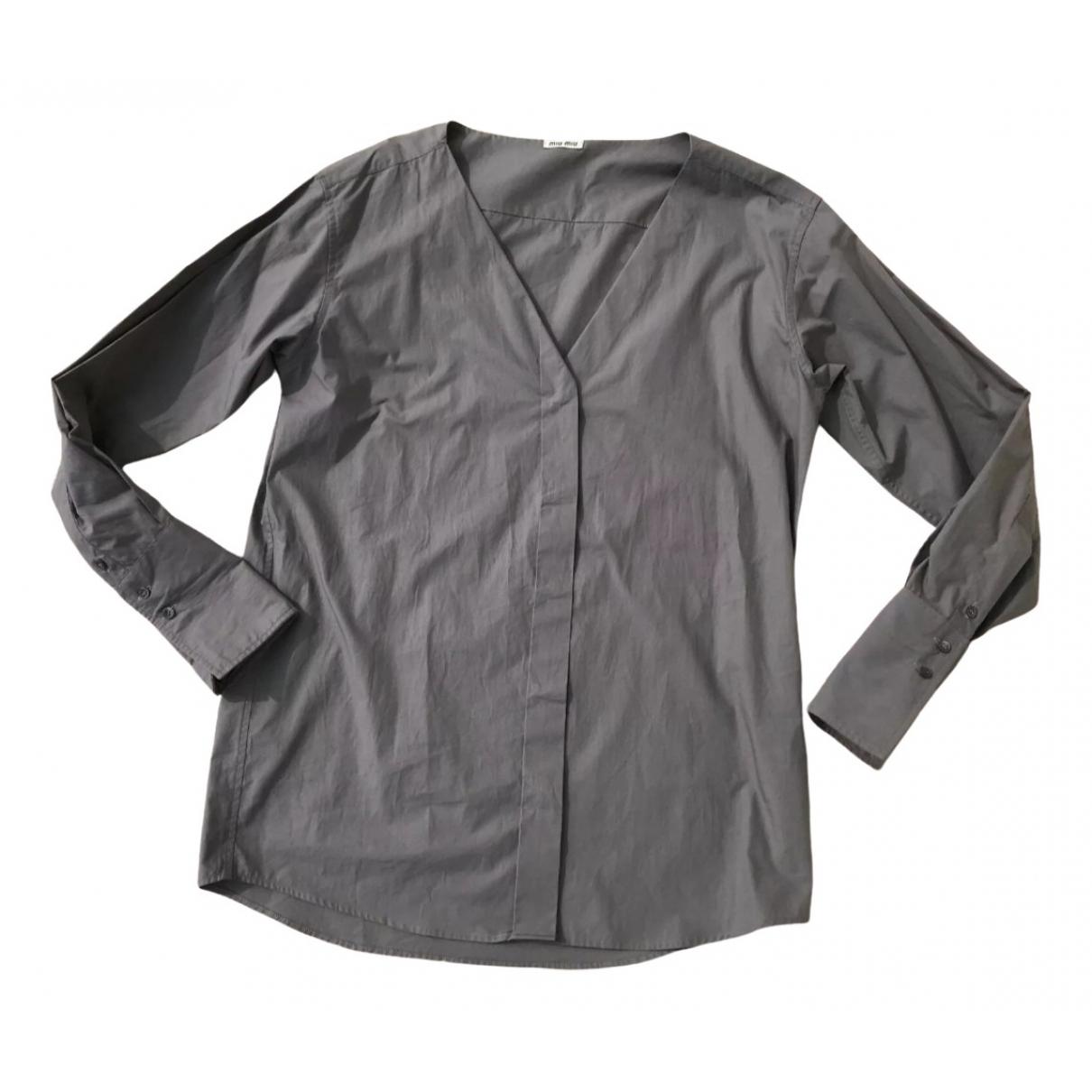 Camisa Miu Miu