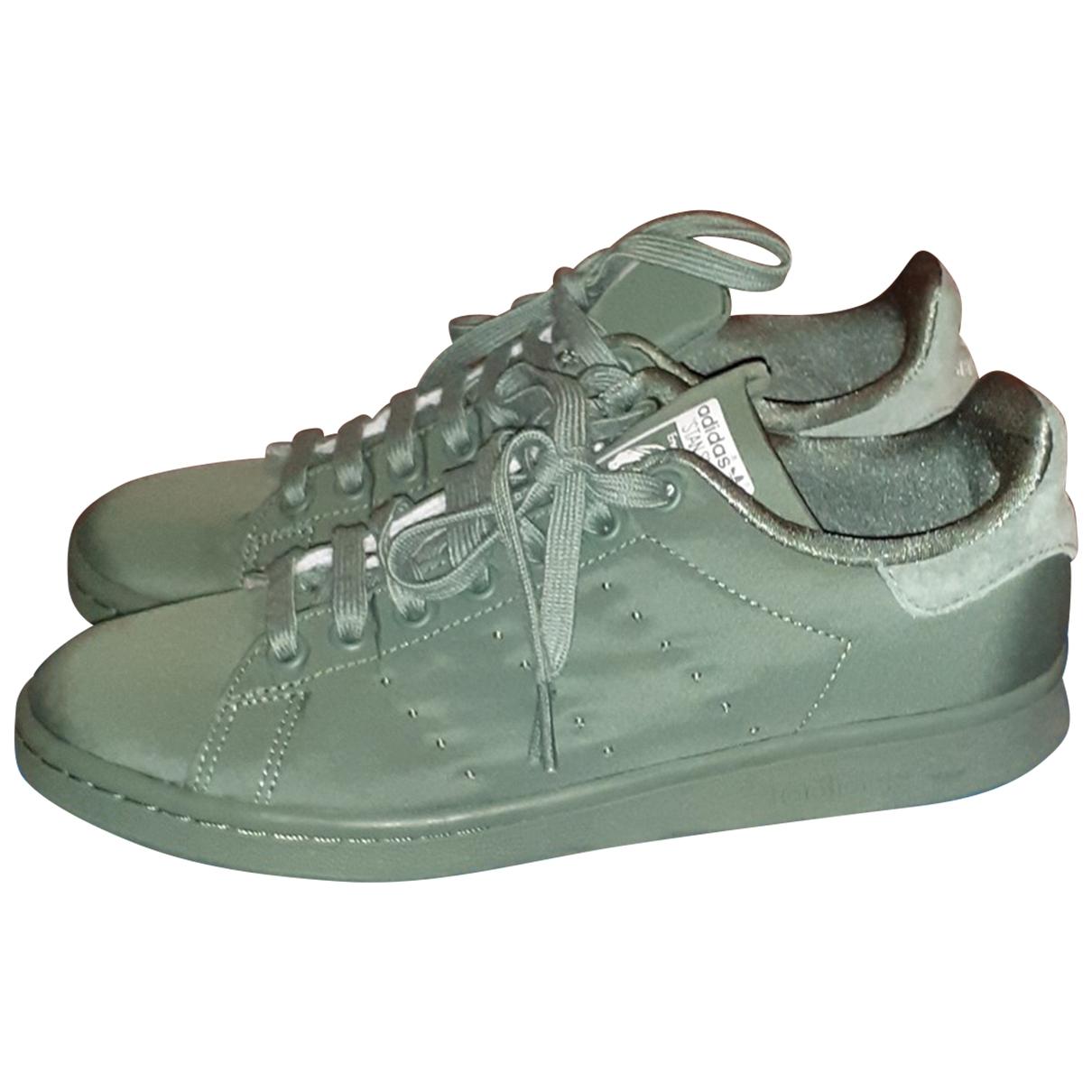 Adidas - Baskets Stan Smith pour femme - vert