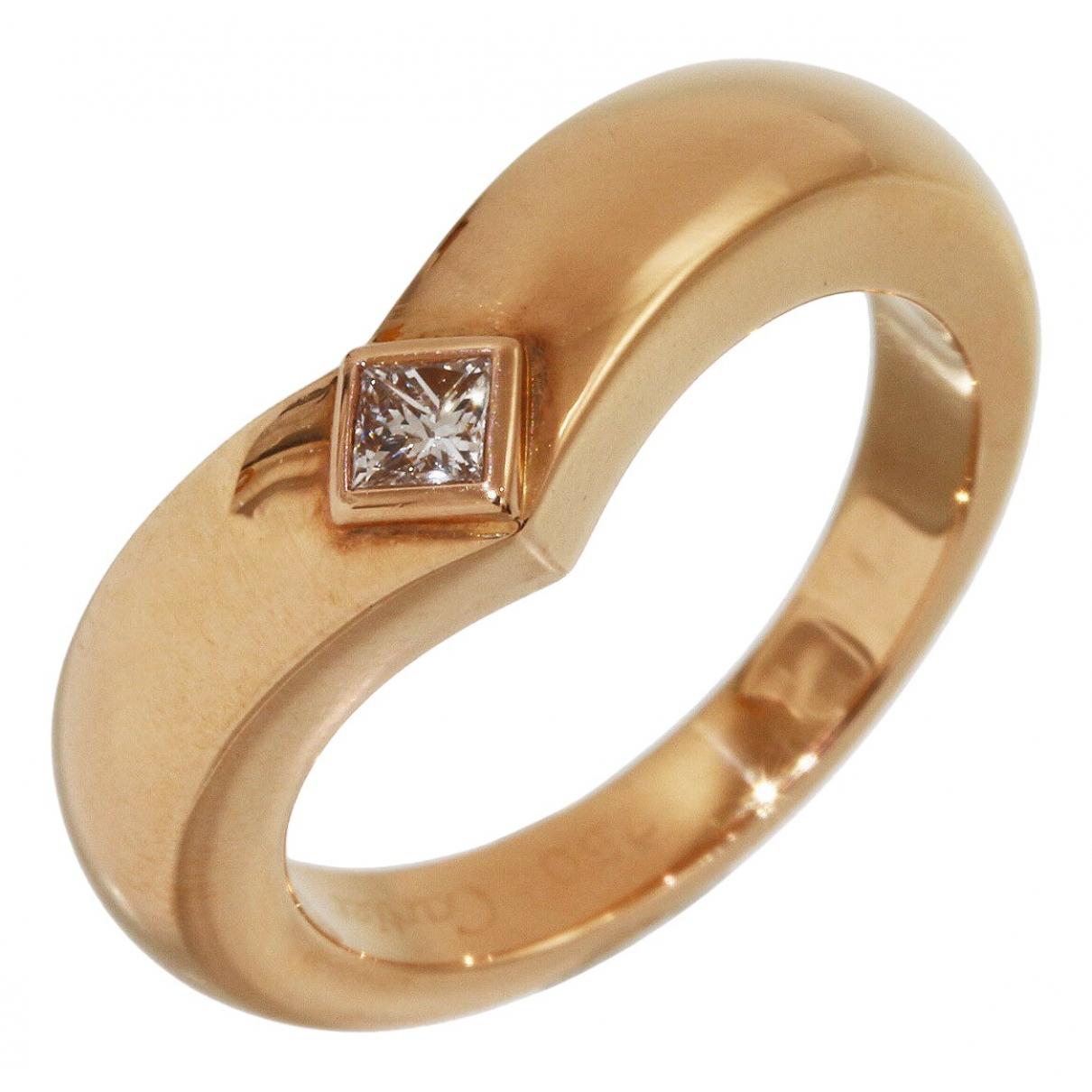 Cartier - Bague   pour femme en or jaune
