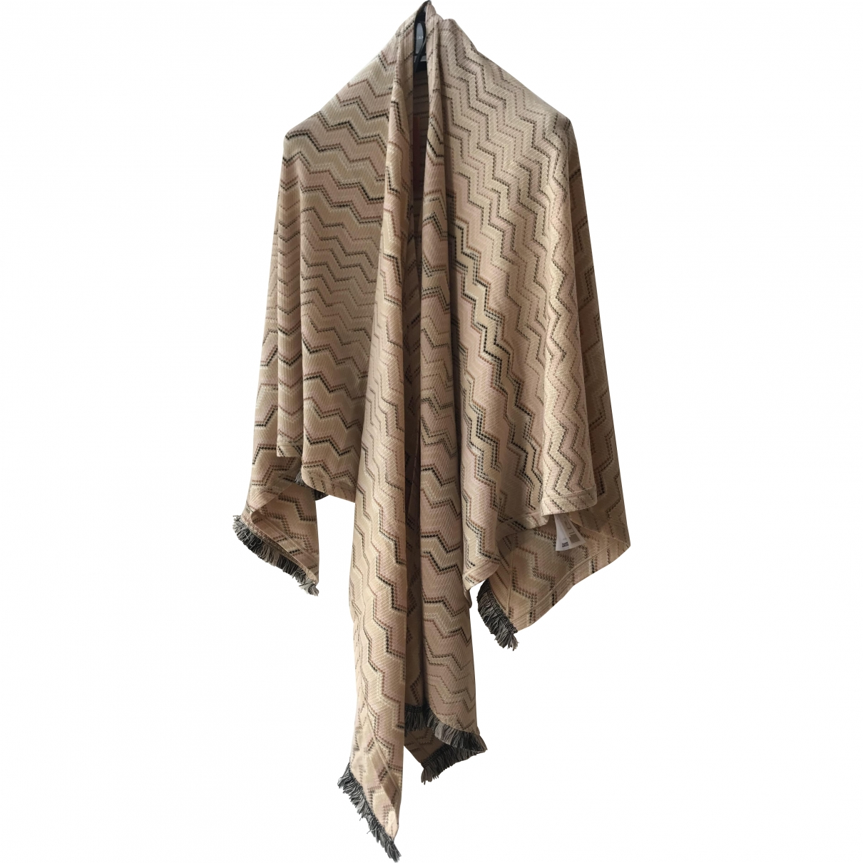 Missoni \N Beige Wool jacket for Women M