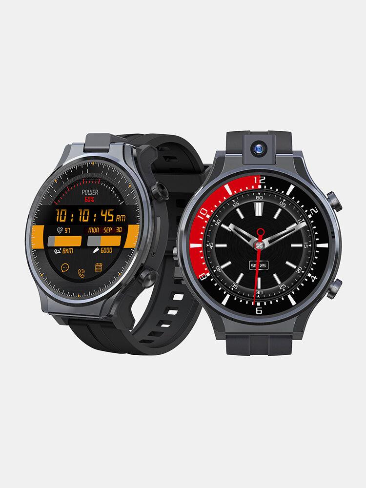 2 2.1'' 480*480px Screen 4G+64G Octa-core 4G-LTE Watch Phone 1600mAh Battery GPS+Beidou Android 10 Smart Watch