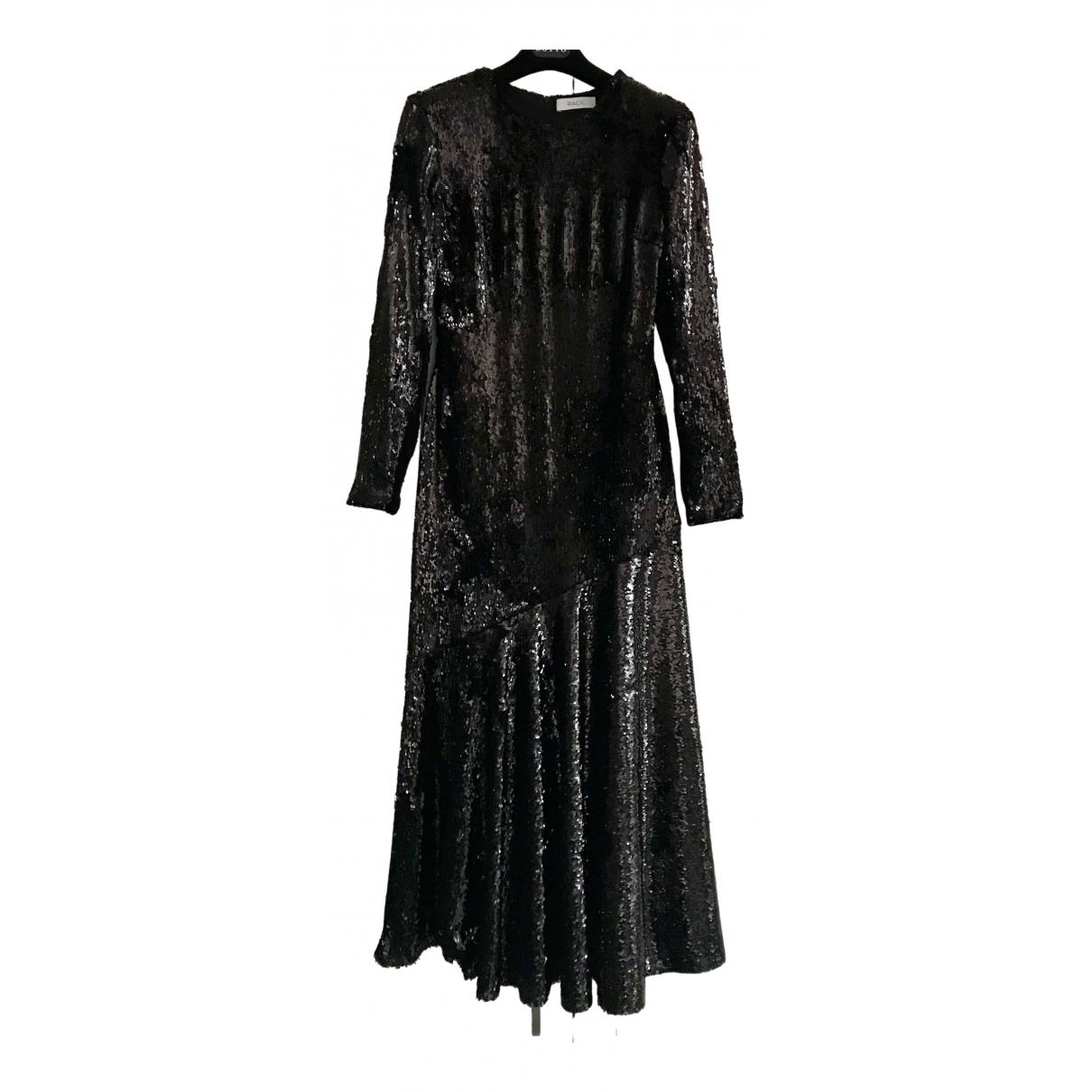 Racil \N Kleid in  Schwarz Mit Pailletten