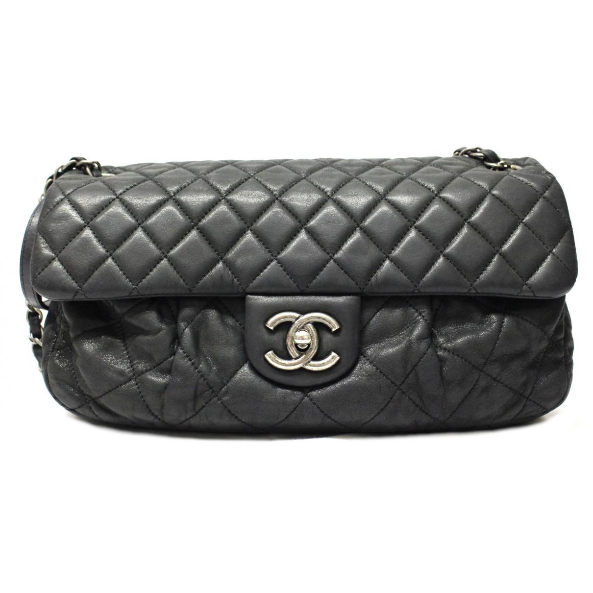 Chanel - Sac a main Timeless/Classique pour femme en cuir