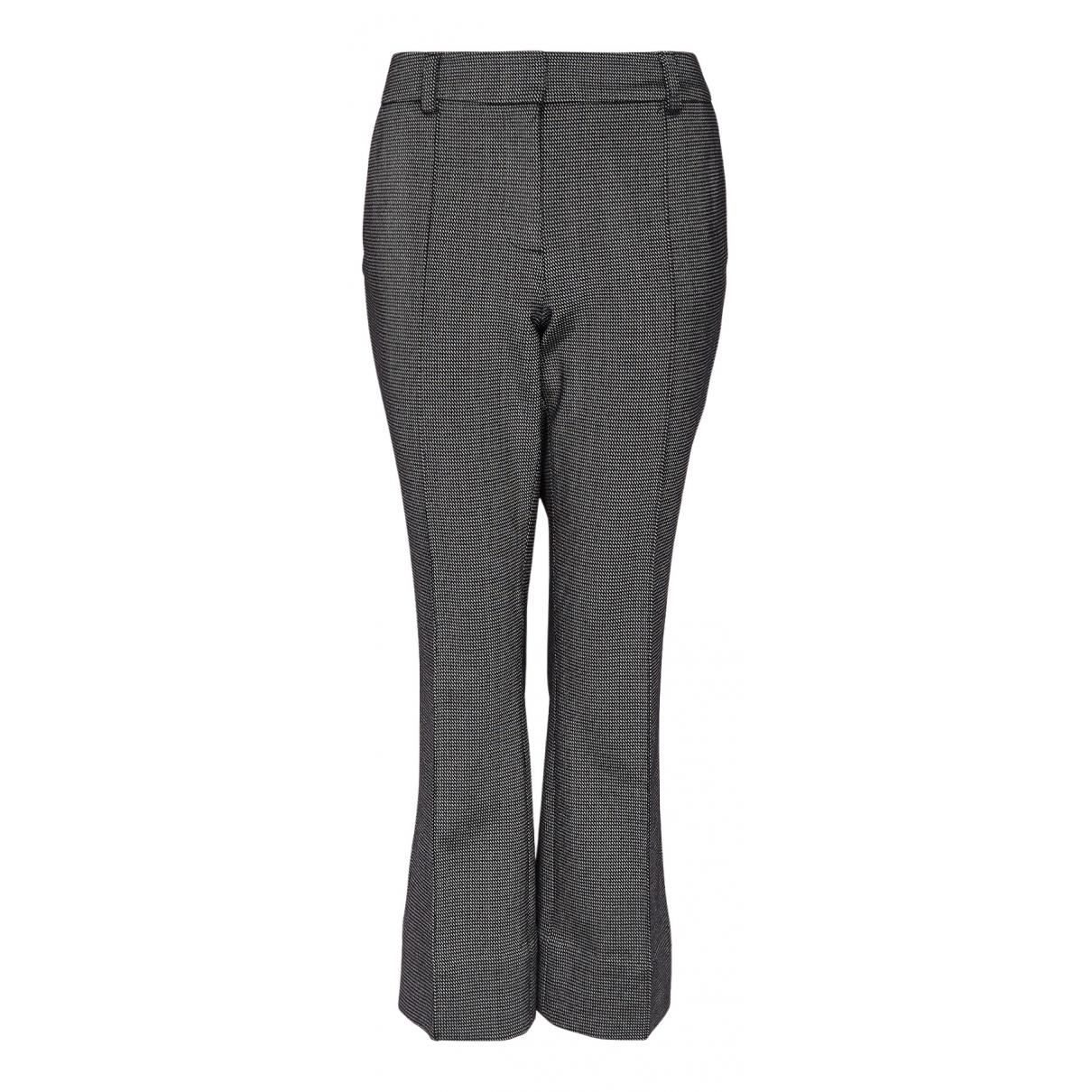 Diane Von Furstenberg N Multicolour Trousers for Women 12 UK