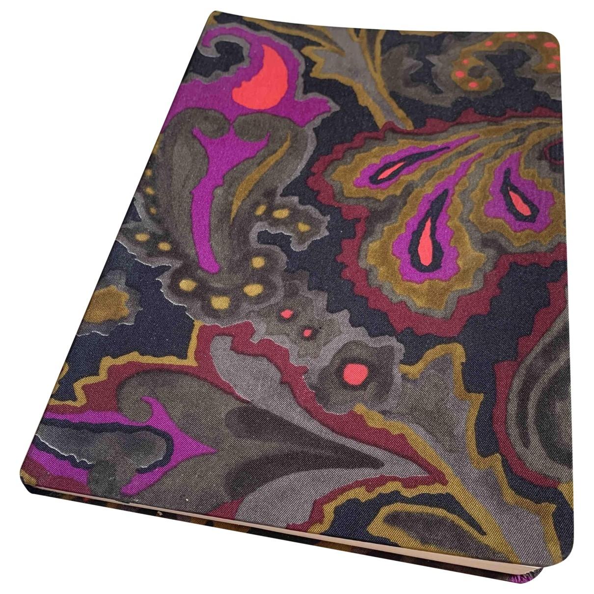Etro - Objets & Deco   pour lifestyle en soie - multicolore