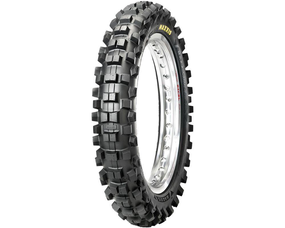 Maxxis Tire ETM10376000 Maxxcross SI Tire Rear 2.75-10 B 10 38 J TT