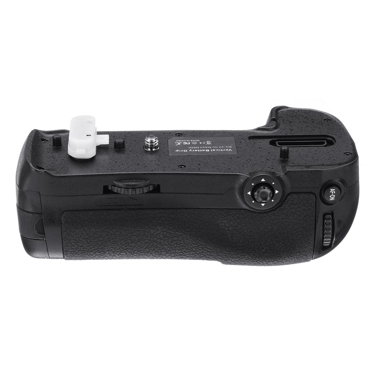 Travor Replacement Battery Grip Pack for Nikon MB-D18 D850 DSLR Camera
