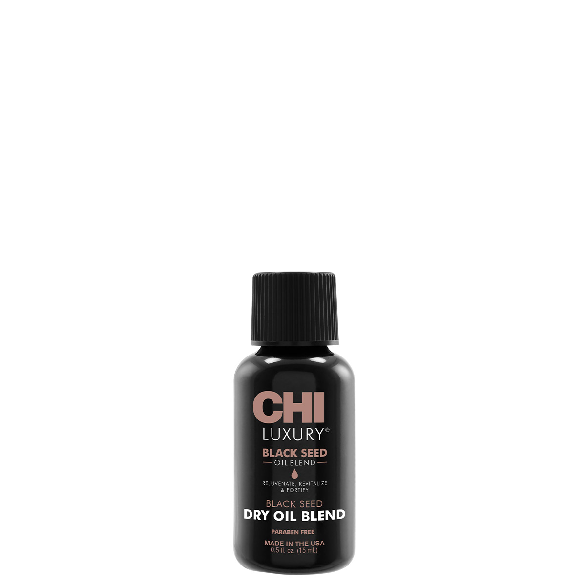 Luxury Black Seed Dry Oil