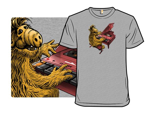 Cassette Player T Shirt