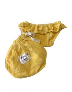 MiniKane Bikini Vita Sandy Yellow