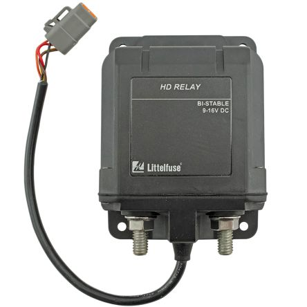 Littelfuse , 24V dc Coil Non-Latching Relay Chassis Mount