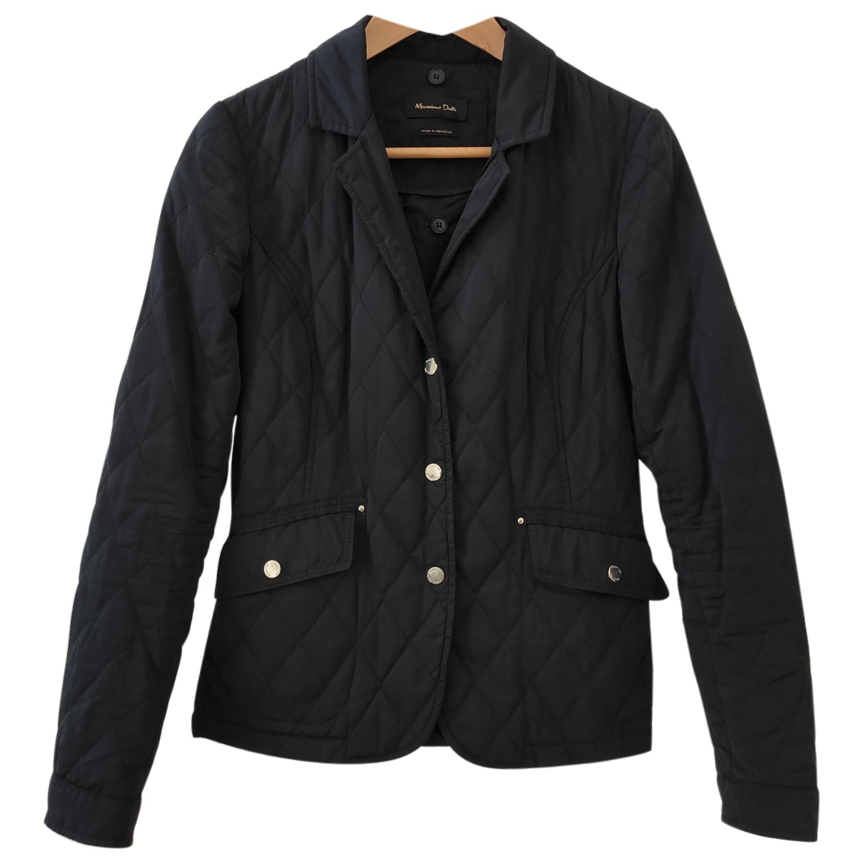 Massimo Dutti N Navy jacket for Women S International