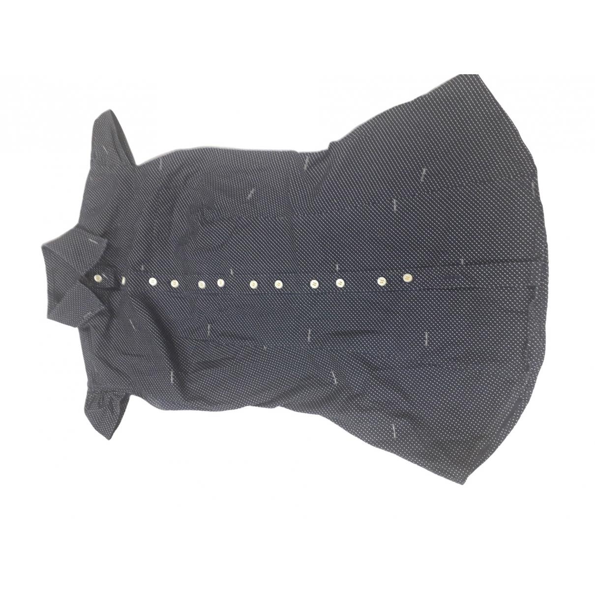 Dsquared2 - Top   pour femme en coton - bleu