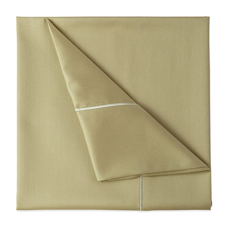 Wrinkle Guard 400TC Cotton Sheet Set, One Size , Green
