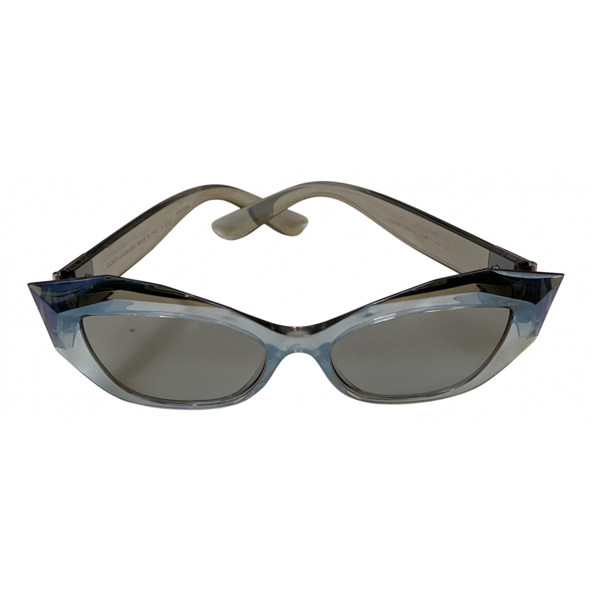 Dolce & Gabbana N Blue Sunglasses for Women N