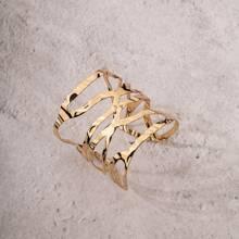 Maenner metallischer Armband