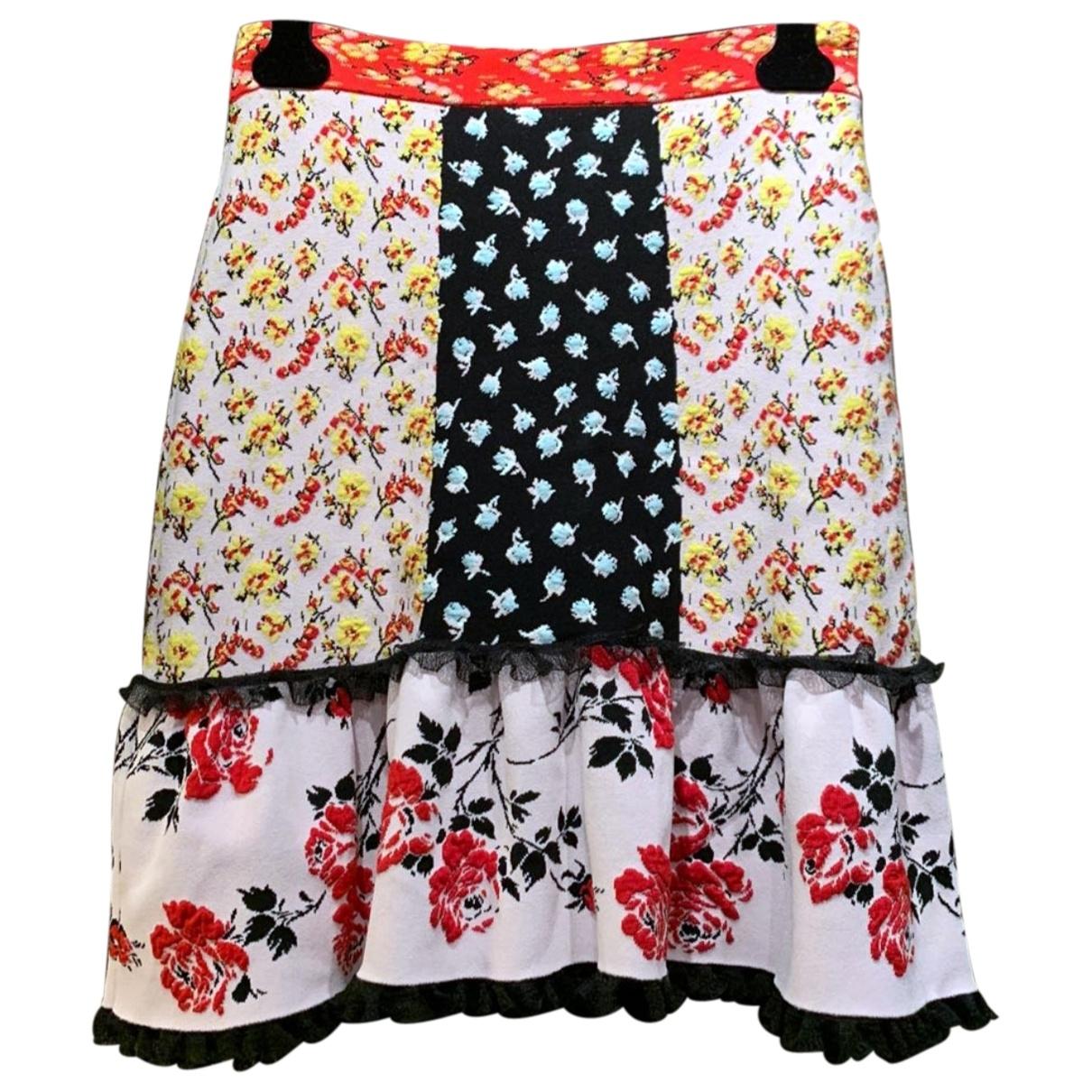 Mini falda Alexander Mcqueen