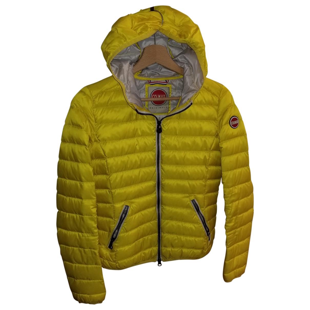 Colmar - Manteau   pour femme - jaune