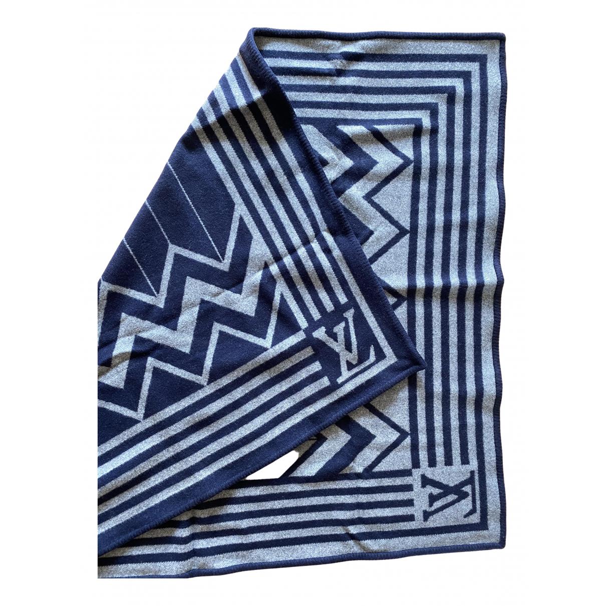 Pañuelo de Lana Louis Vuitton