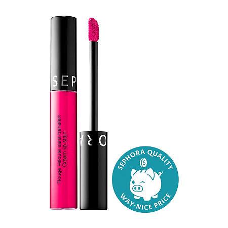 SEPHORA COLLECTION Cream Lip Stain Liquid Lipstick, One Size , Pink