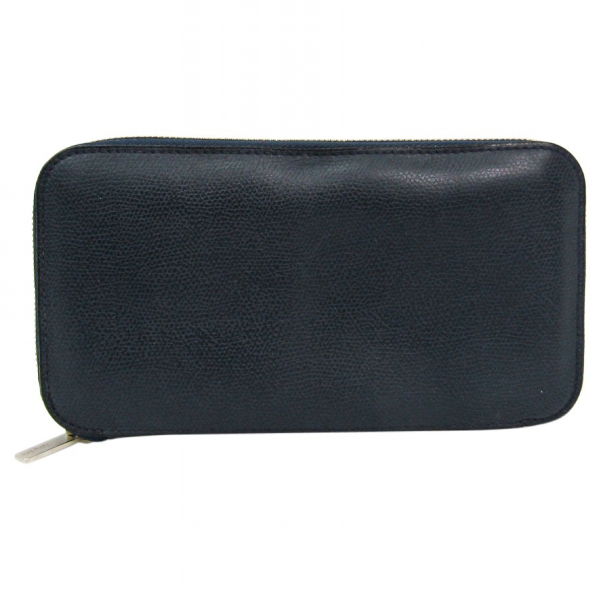 Valextra N Navy Leather wallet for Women N