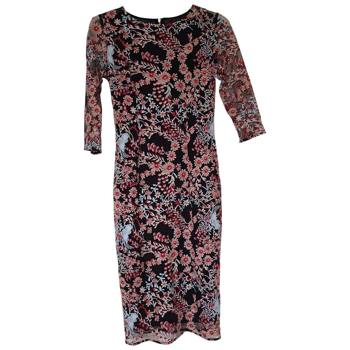 Uterque \N Multicolour Lace dress for Women 36 FR