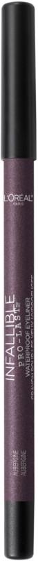 Infallible Pro-Last Waterproof Pencil Eyeliner - Aubergine
