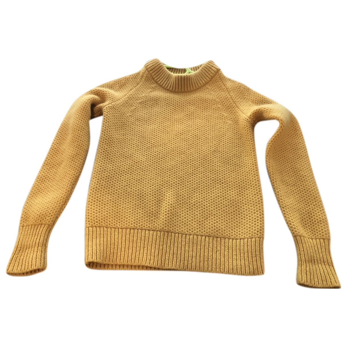 Comptoir Des Cotonniers \N Pullover in  Gelb Wolle