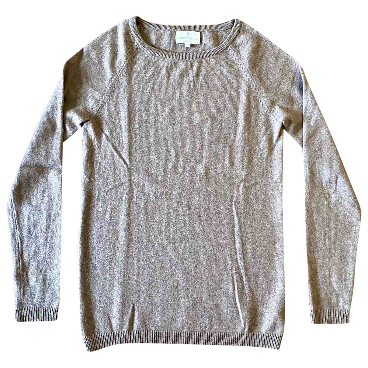 Eric Bompard - Pull   pour femme en cachemire - beige