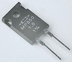 Caddock 1Ω Power Film Resistor 50W ±1% MP850-1R-1%
