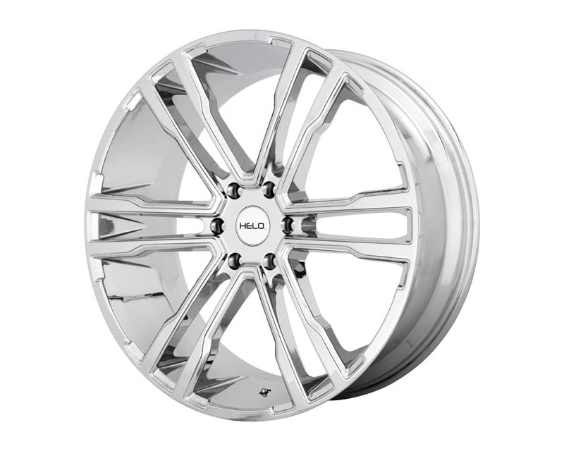 Helo HE918 Wheel 22x9.5 6X5.5 15mm Chrome