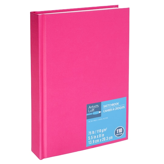 Berry Hardbound Sketchbook By Artist's Loft™ | Michaels®