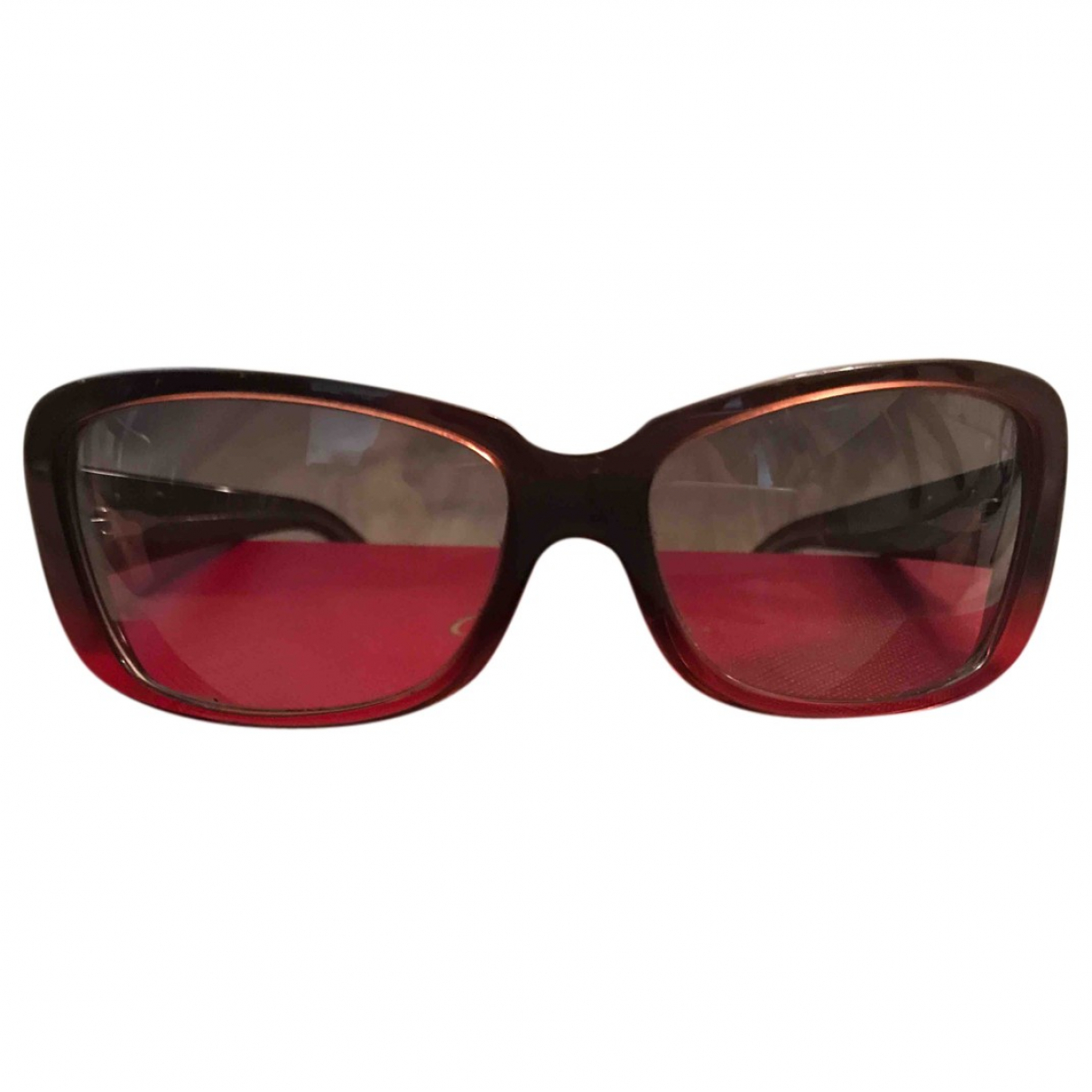 Cartier N Brown Sunglasses for Women N