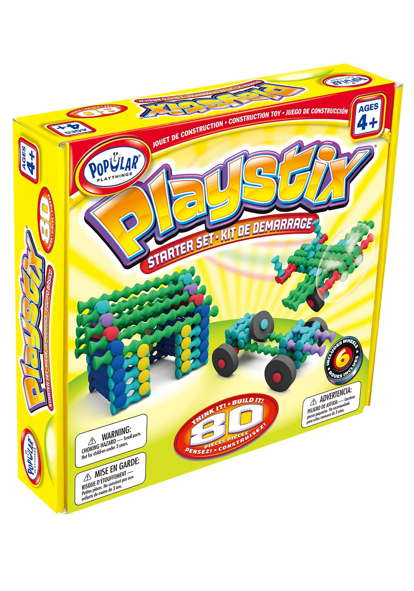Vehicle Playstix Set