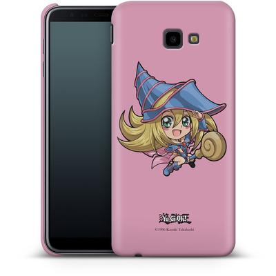 Samsung Galaxy J4 Plus Smartphone Huelle - Dark Magician Girl SD von Yu-Gi-Oh!