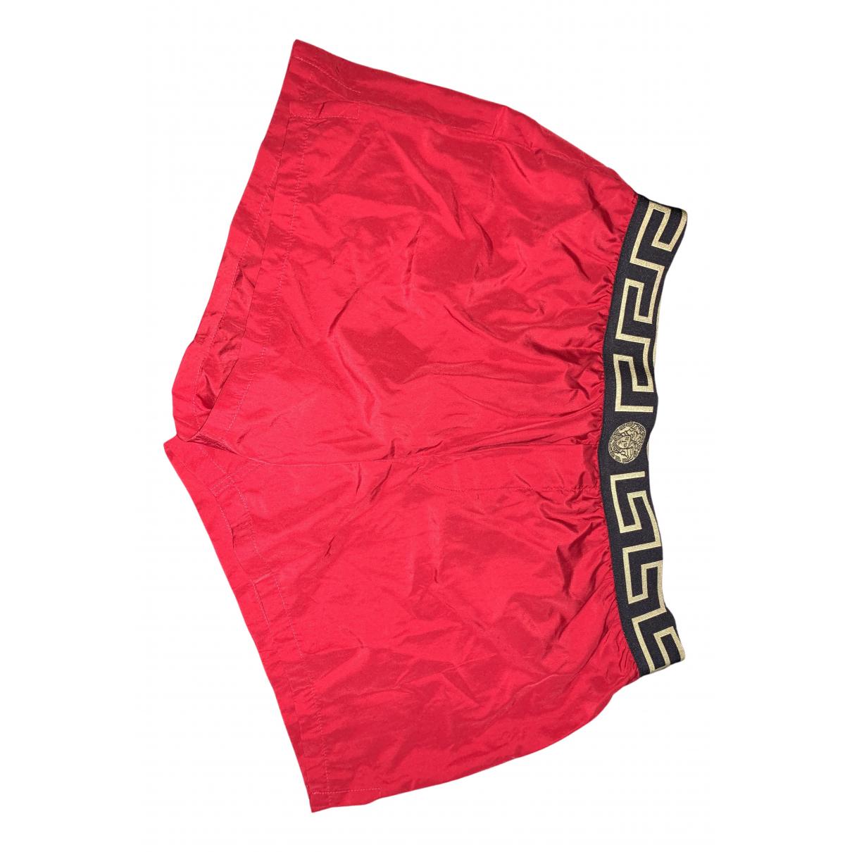 Versace N Red Swimwear for Men M International