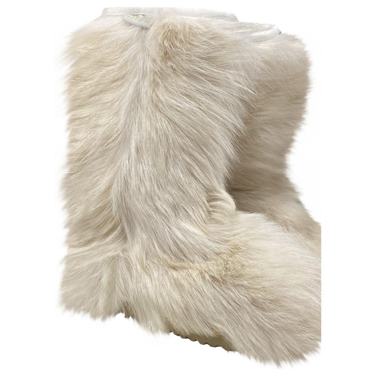 Mou \N Faux fur Boots for Women 40 IT