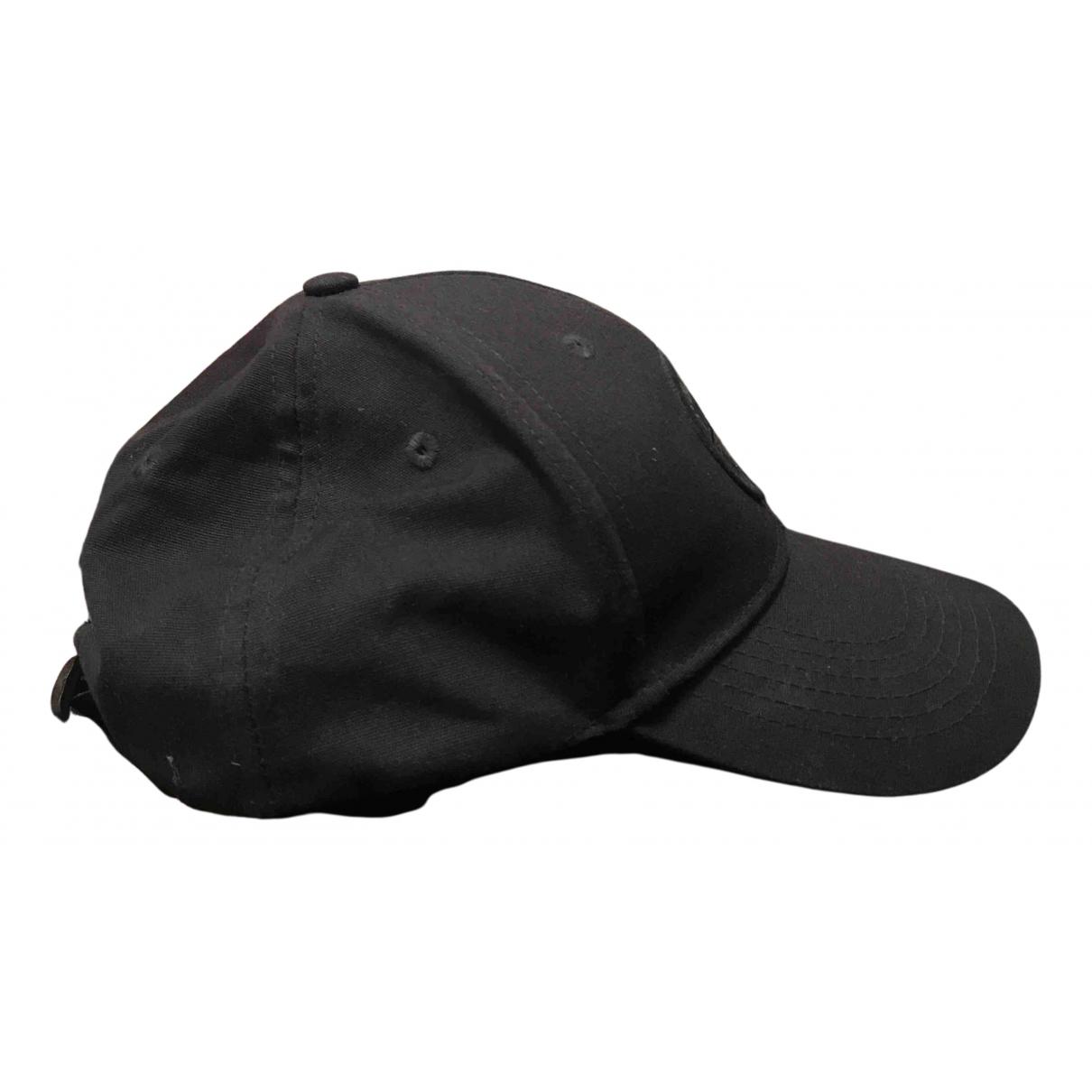 Stone Island - Chapeau & Bonnets   pour homme - noir