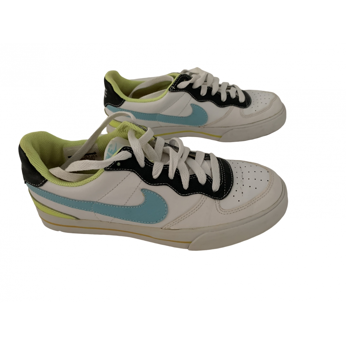 Nike \N Multicolour Leather Trainers for Women 38.5 EU